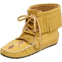 Manitobah Mukluks 20268 Moccasin,Tan,Women`s 9 M US/Men`s 7 D US
