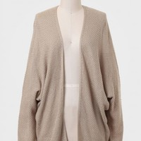 North Bend Open Knit Cardigan