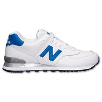 Men's New Balance 574 Leather Casual Shoes