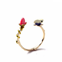 Floral ring | Fairytale style ring