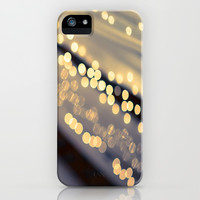 Second Star to the Right iPhone & iPod Case by The Dreamery