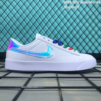 HCXX N163 Nike Tennis Classic AC Leather Casual Skeat Shoes