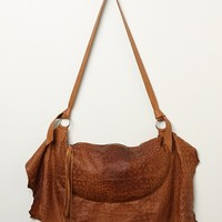 Free People Gypsy Leather Hobo