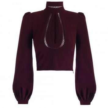Rhythm Moulded Blouse - The Latest