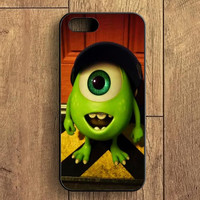 Mike Wazowski iPhone 5S Case