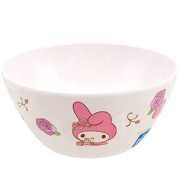 Buy Sanrio My Melody Rose Cafe Printed Bowl at ARTBOX