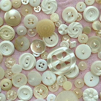 Vintage button mother  pearl bride sweetheart gift made to order handmade heart pillow linen boho shabby chic ooak