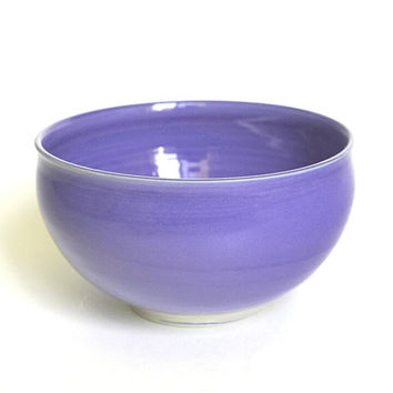 Porcelain bowl, blue ceramic bowl, blue porcelain, handmade, blue pottery bowl