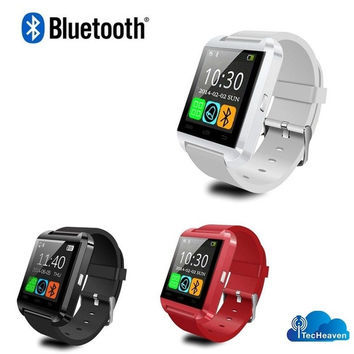 U8 U10 Bluetooth Smart Wrist Watch Phone Mate For IOS Android iphone Samsung = 1753274564