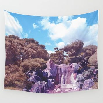Pastel vibes 58 Wall Tapestry by Viviana Gonzalez