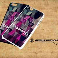 Diamond Supply CO Geometric Samsung Galaxy S3 S4 S5 Note 3 , iPhone 4(S) 5(S) 5c 6 Plus , iPod 4 5 case