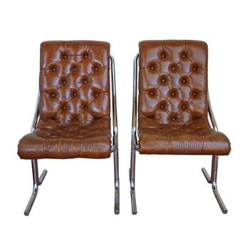 Best Leather Mid Century Chairs Products on Wanelo