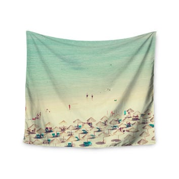 "Ingrid Beddoes ""Happy Summer"" Beach Wall Tapestry"