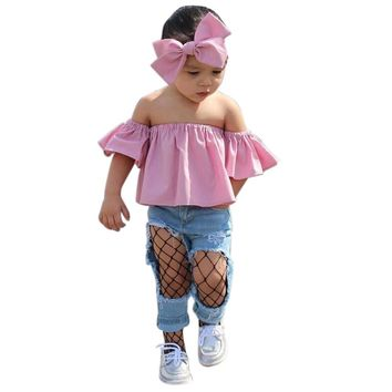 Summer Fashion Toddler