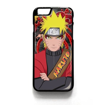 Naruto Uzumaki Sage Mode Wallpaper iPhone 4 4S 5 5S 5C 6 6 Plus , iPod 4 5  , Samsung Galaxy S3 S4 S5 Note 3 Note 4 , and HTC One X M7 M8 Case