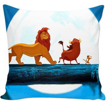 Lion King Pillow