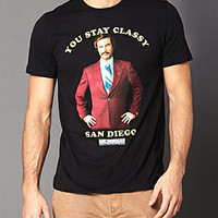 Anchorman Tee