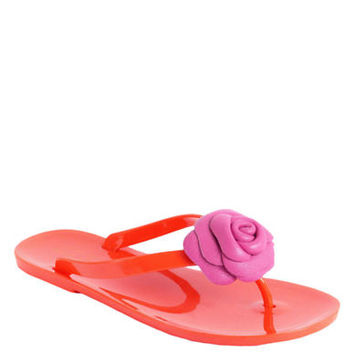 Kate Spade New York Fayette Jelly Flip Flops