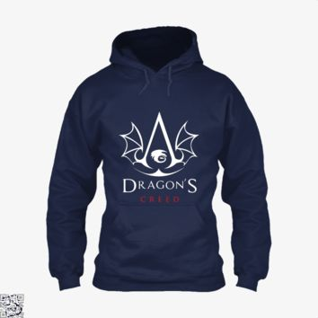 The Dragon's Creed, Assassin's Creed Hoodie