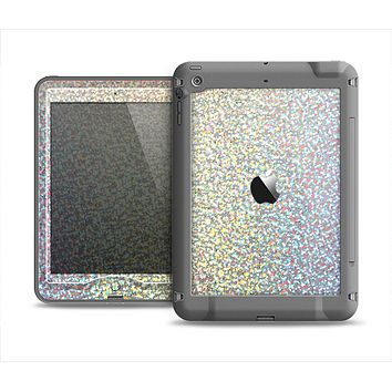The Colorful Confetti Glitter copy Apple iPad Mini LifeProof Nuud Case Skin Set