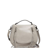 Rebecca MinkoffVanity Leather Saddle Bag