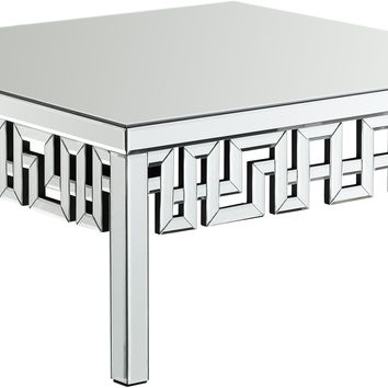 Aria Mirrored Coffee Table