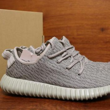 2015 Mens Boost Adidas Yeezy 350 Moonrock Shoes Women Running Shoes Low cut Shoes Outdoor Athletic Training Sneakers Sports Boot dropshipping