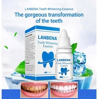 LANBENA Oral Hygiene Cleaning Serum Teeth Whitening Essence Powder Removes Plaque Stains Tooth Bleaching Dental Tools Toothpaste