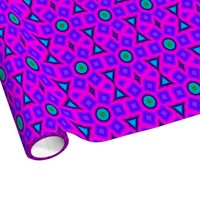 Colorful trendy pattern