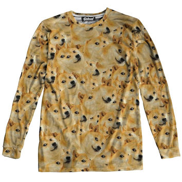Doge Long Sleeve Tee