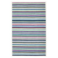 Capel Island Stripe Rug, Cool