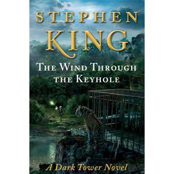 The Wind Through the Keyhole- Stephen King