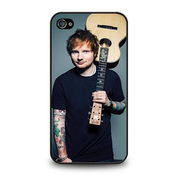 ED SHEERAN GUITAR iPhone 4 / 4S Case Cover