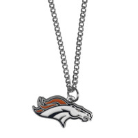 Denver Broncos Chain Necklace FN020