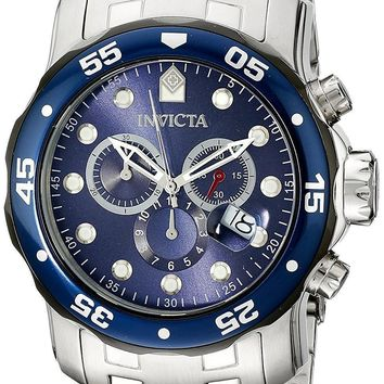 Invicta Pro Diver Quartz Chronograph 80057 Men's Watch