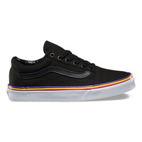 Rainbow Foxing Old Skool | Shop Shoes At Vans