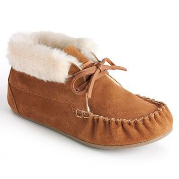 SO Moccasin Booties - Juniors
