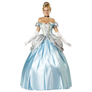 Princess Dress Palace Halloween Costume [8938953415]
