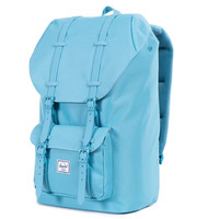 Herschel Supply Co.: Little America Backpack - Shallow Sea Rubber