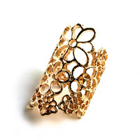 """Gold Like Honey"" Gold Ring"