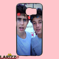 "Nash Grier Cameron Dallas for iphone 4/4s/5/5s/5c/6/6+, Samsung S3/S4/S5/S6, iPad 2/3/4/Air/Mini, iPod 4/5, Samsung Note 3/4 Case ""002"""