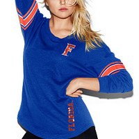 University of Florida Bling V-neck Varsity Crew - PINK - Victoria's Secret