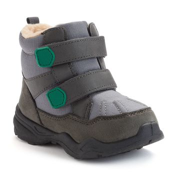 Carter's Dunes Toddler Boys' Winter Boots