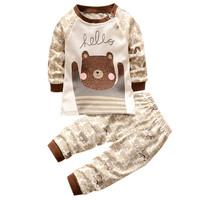 Sports suit for a boy autumn winter jacket for a boy sweaters Brand toddler children's sweatshirts clothing child boy sportswear