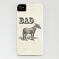 Bad Ass iPhone Case by Jacqueline Maldonado | Society6