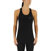 Adidas Performance Step Up Women's Tank Top - Black