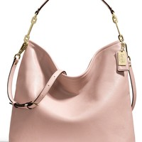 COACH MADISON HOBO IN LEATHER