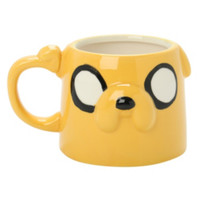 Adventure Time Jake Figural Mug