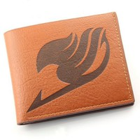 Fairy Tail Wallet ,cosplay Anime wallet