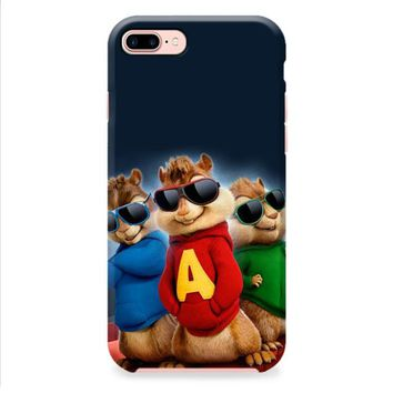 Alvin And The Chipmunks The Road Chip Movies Glasses Hip Hop iPhone 8 | iPhone 8 Plus Case